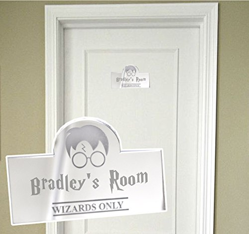 Personalised Door Name Plaque Boy or Girls Bedroom Room – acrylic kids door plaques Girls Boys Name Sign LIVING ROOM Door Sign Plaque Signage Personalised Home Decor for Children's Bedroom