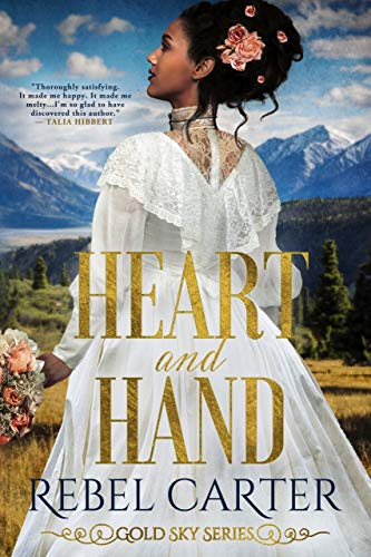 Heart and Hand: Interracial mail order bride romance (Golden Sky Series Book 1) (English Edition) -