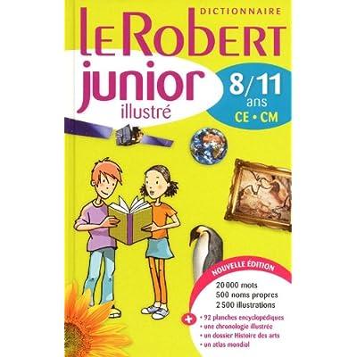 LE ROBERT JUNIOR ILLUSTRE NE