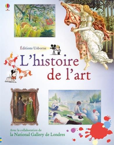 L'histoire de l'art - Livre illustr