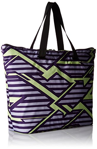 Under Armour, Borsa a mano donna blu Blackout Navy/Absinthe/Black Purple Emerite