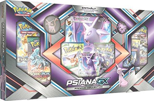Preisvergleich Produktbild Pokemon - Pokémon Company International 25954 - PKM Eeveelution Premium GX Box De, Kartenspiel