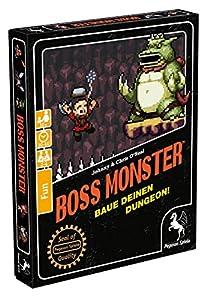 Pegasus Spiele Boss Monster Juego de rol Niños y Adultos - Juego de Tablero (Juego de rol, Niños y Adultos, 30 min, 60 min, 10 año(s), Alemán)
