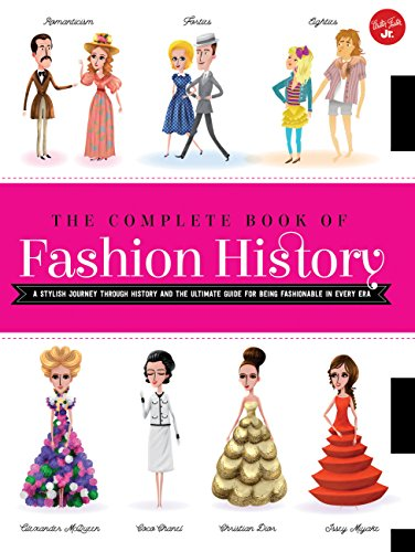 The Complete Book of Fashion History par Jana Sedlackova