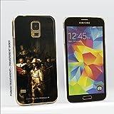 Schutzhülle für Samsung Galaxy S5 - Rembrandt - Militia Unternehmen die Nachtwache