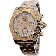 Los hombres de la BREITLING acero inoxidable reloj cb014012-a748