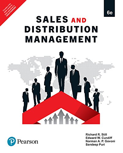 Sales and Distribution Management, 6e