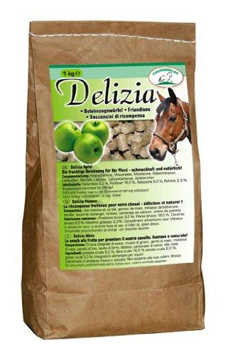 Kerbl 321547 Delizia Sweeties Apfel 25 kg