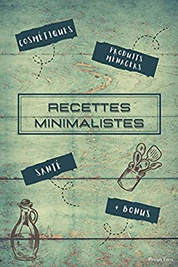 RECETTES MINIMALISTES
