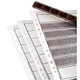 HAMA Fogli per archivio negativi 24x36-100 pz, orizzontale, Trasparente