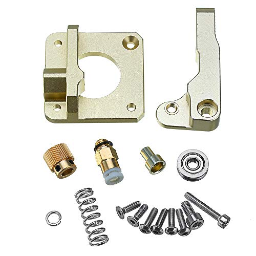 ExcLent Right Or Left Direction All-Metal Extruder Kit For Creality Cr-10 3D Printer Part - Izquierda