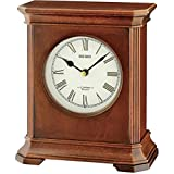 Seiko QXW238B 12 Melodien, Westminster Chime Wanduhr aus Holz