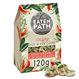 Off The Eaten Path Sour Cream Popped Rice Chips 120g