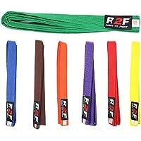 R2F Sports Kárate Judo Taekwondo Artes Marciales Multi Color Cinturones