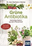Grüne Antibiotika: Heilkräftige Medizin aus dem Pflanzenreich. Wirksame Hilfe gegen MRSA und resistente Krankenhauskeime