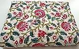 handicraftofpinkcity indischen Hand Block Print Stoff