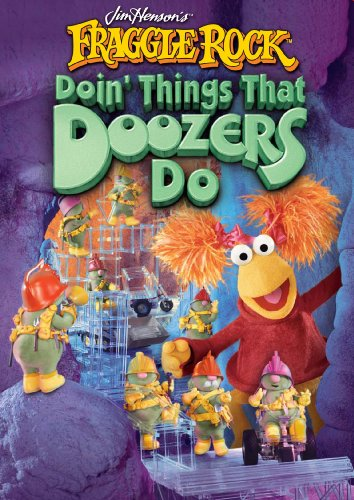 Fraggle Rock: Doin' Things That Doozers Do (Doozer Rock Fraggle)