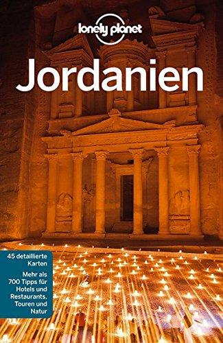 Reiseführer: Jordanien, Lonely Planet