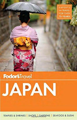 Fodor's Japan (Fodors Guides)