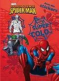 Spiderman, SUPER COLORIAGE...