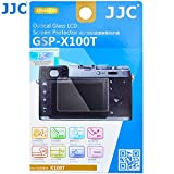 eFonto/JJC Ultra-Thin LCD Optical Glass Screen Protector Tempered Film for Fujifilm X100T/X100F/XA1/XA2/XM1