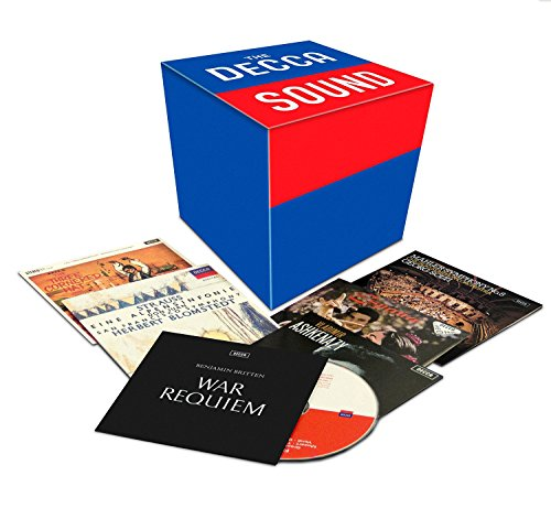 The Decca Sound (Limited Box Edition) Rim-box