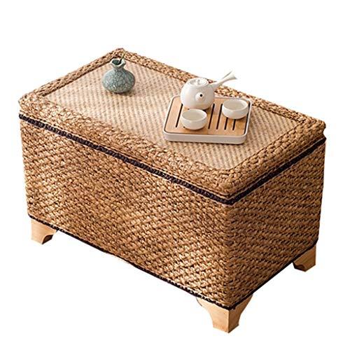 Couchtische Möbel/Wohnzimmer/Tische Schlafzimmer Tatami Holz Rattan Erker Tisch Boden Lagerung Hocker Home Aufbewahrungsbox Büro Freizeit Computer Schreibtisch -