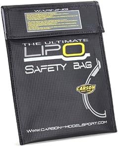 Carson 500906070-Lipo Safety Bag/Saco de Carga
