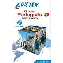 ASSiMiL Selbstlernkurs für Deutsche / Assimil Portugiesisch ohne Mühe heute: 4 Audio CDs (180 Min. Tonaufnahmen) zum Lehrbuch Portugiesisch ohne Mühe heute