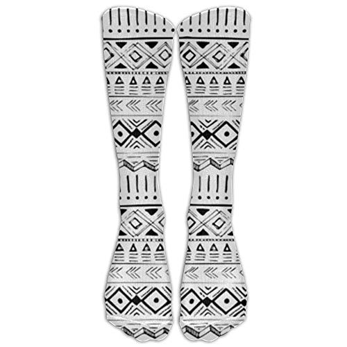 Patriotic Hot Air Balloon American Flag Stockings Long Tube Socks Classics Knee High Socks Sports Socks For Women Teens Girls -
