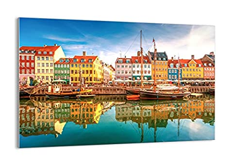 Glass Picture - Glass Print - 1 part - Width: 120cm, Height: 80cm (Width 47,2