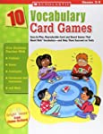 10 Vocabulary Card Games: Easy-To-Pla...