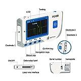 Cenblue PC-80B EKG-Monitor, Handgerät, tragbar, LCD-Elektrokardiogramm, Herzmonitor Test