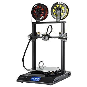 [Creality 3D Tienda directa] impresora 3D CR-X con doble extrusora Pantalla táctil de doble color Diseño completo de…