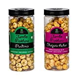 #2: New Tree Jumbo Makhana Pudina,Jumbo Makhana Achari Combo OF 2 [ Total Weight : - 180gm ]