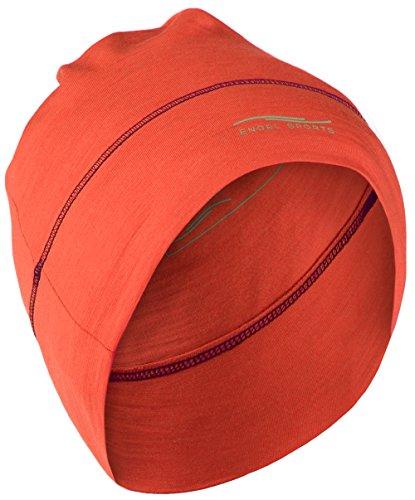 Engel Sports Mütze - wärmend, sportlich, stylisch | GOTS-zertifizierte Funktionswäsche Spicy