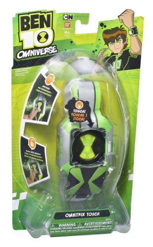 Ben 10 Omniverse - 36126 - Montre Omnitrix Touch - Version Anglaise (Import Royaume-Uni)