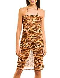Kiniki Sara Vestido que permite el bronceado