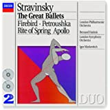 Stravinsky: The Great Ballets (2 CDs)
