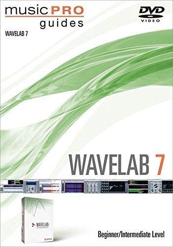 Wavelab 7: Beginning Intermediate Level (2011-03-31)