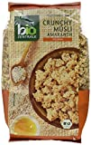 biozentrale Crunchy Müsli Amaranth, 3er Pack (3 x 375 g)