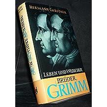 die brder grimm biographie von hermann gerstner - Gebrder Grimm Lebenslauf