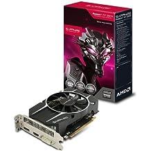Sapphire 11222-22-20G Radeon R7 260X Grafikkarte (PCI-e, 2GB GDDR5 Speicher, HDMI, DVI-I, Display Port)