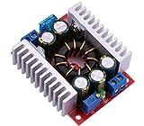 Yeeco Corriente Continua Convertidor de Moneda Regulador de Voltaje DC DC Baje el transformador de la fuente de alimentación 4-32V a 1.2-32V 15A Módulo inversor 12V 24V DIY LED Driver Car Laptop