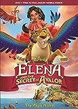 Elena & The Secret of Avalor [USA] [DVD]