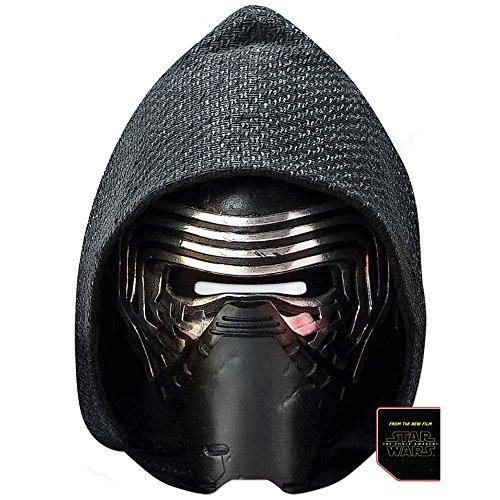 Star Wars Episode 7Captain Phasma Face Maske–Mehrfarbig