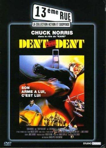 Dent pour dent, Episodes DVD/BluRay