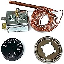 Kit termostatos regulación 0-200ºC freidora