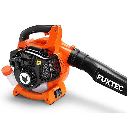 FUXTEC FX-LB126 | Benzin-Laubbläser | Gartenbläser - 2