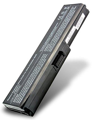 Batterie de remplacement pour Toshiba K000097270 (4400mAh/10.8V)